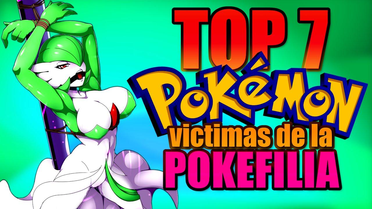 Pok 201 Mon V 237 Ctimas De La Pokefilia ♀ Top 7 Youtube