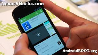 Android 4.3 ROM + Root for Nexus S!