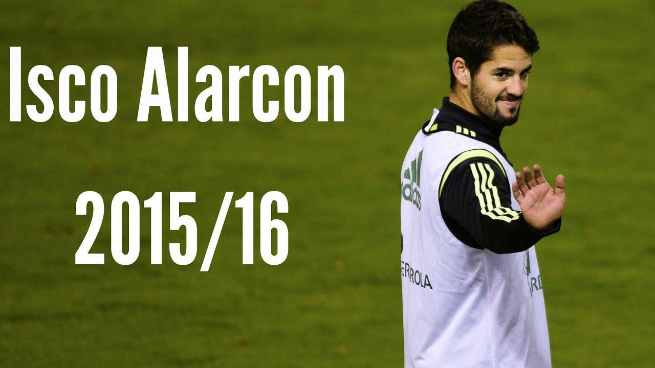Isco Alarcon 2015/16 �...