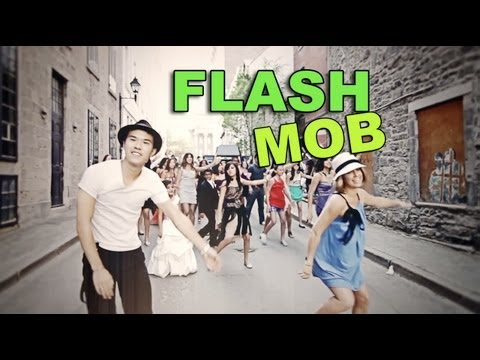 FLASH MOB!! - What Makes You Beautiful