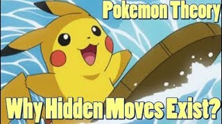 Pokemon Theory: Why Do Hidden Moves Exist?