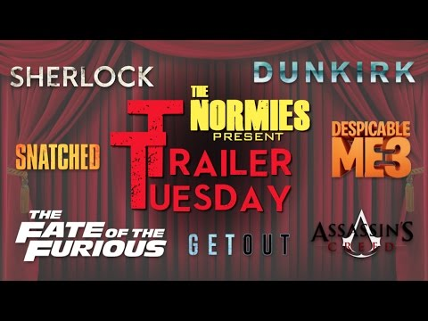 Trailer Tuesday! Fate of the Furious, Dunkirk, Despicable Me 3...