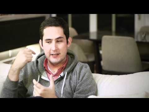 Foundation 16 // Kevin Systrom