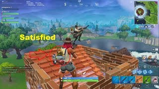 I Hope I'm Not Getting Reported - Highlights - Basi(Fortnite Battle Royale)