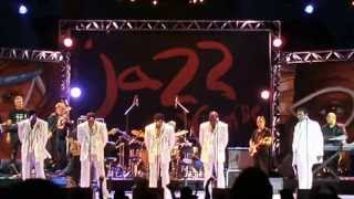 The Temptations - Vienne 2013