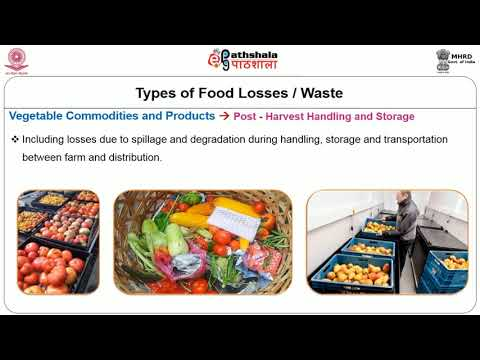 Management and disposal of food wastes