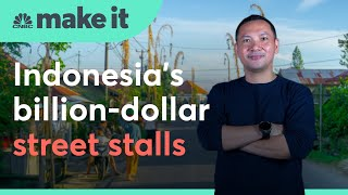 Bukalapak: The multibillion-dollar business behind Indonesia's iconic street stalls | CNBC Make It