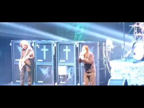 Black Sabbath, Frankfurt Dec 4th -- Phil Anselmo interview -- Rare Eddie Van Halen -- Mastodon live!