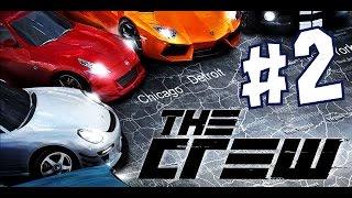 The Crew - Закрытый бета тест на PC - Ч.2 - Покажи себя