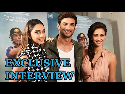 Sushant: Dhoni was Comfortable Opening About His Love Life To Us | Exclusive Interview | SpotboyE