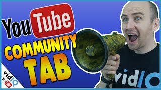 YouTube Community Tab: How Powerful is it? [All You Need to Know]