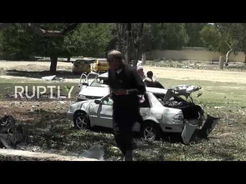 Afghanistan: 18 killed in Khost suicide bomb attack on first day of Ramadan