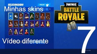 Fortnite-My Skins on XBOX (NOOB2)