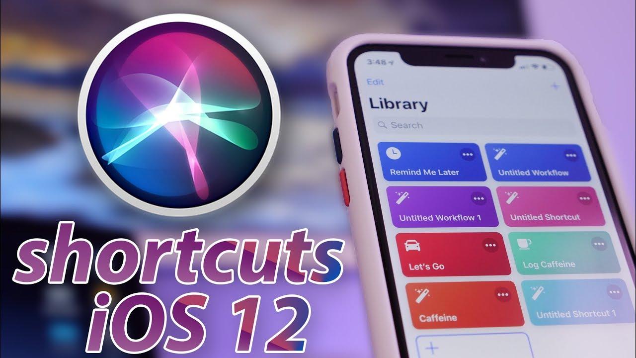 Siri Shortcuts app on iOS 12: finally here!