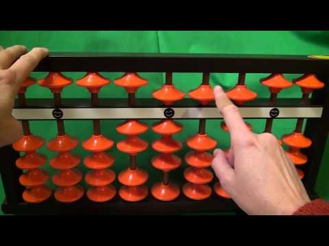 How to Multiply Using a Soroban (Japanese Abacus) - Part 2 ...