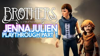 Brothers: A Tale of Two Sons Playthrough Part 1!