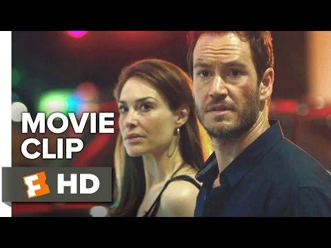 Precious Cargo Movie CLIP - Truck Explosion (2016) - Claire Forlani, Bruce Willis Movie HD