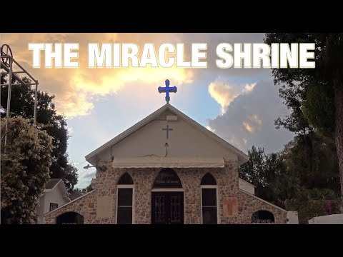 The Miraculous Story of St. Michael's Shrine in Tarpon Springs, FL