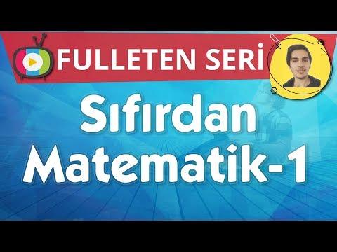 01) SIFIRDAN MATEMATİK | Tyt | Kpss | Dgs | Ales | 9.Sınıf | 10.Sınıf | 11.Sınıf