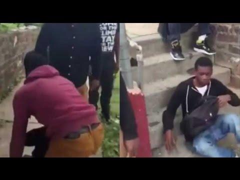 Teen Gets Beat 33