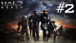 """Halo Reach Cutscenes - Часть 2 """"Зимняя особая обстановка"""""""