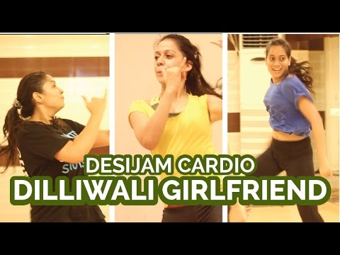 Dilliwali Girlfriend L Arijit Singh & Sunidhi Chauhan L Bollywood Zumba Fitness By Soul To Sole