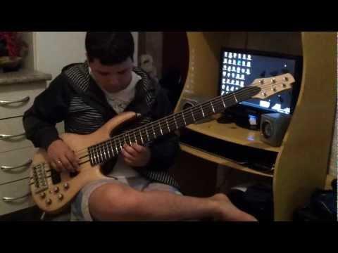 Thiago Amorim - Testando novo C-Baixo Cort A6