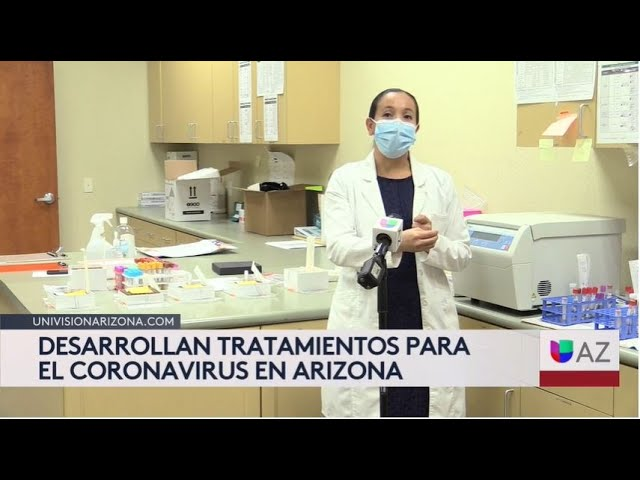 AZ Clinical Trials on Univision