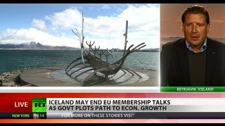 Brushing Brussels Off: Iceland may drop bid for EU membership
