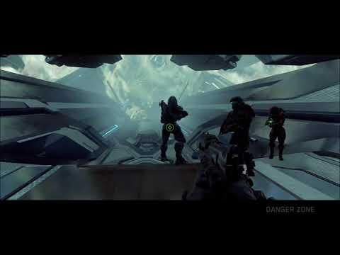 Halo 5 - What Happens If You Don't Jump Off The Guardian On Genesis?