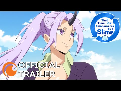 That Time I Got Reincarnated as a Slime Season 2 | OFFICIAL TRAILER