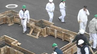 Práctica de encofrado IES Construcción