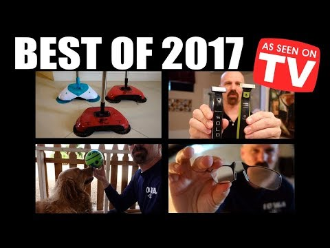 Top 10 Best As Seen on TV Products of 2017