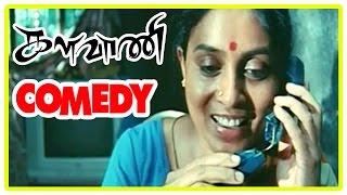 Kalavani Comedy Scenes | Tamil Comedy | Saranya Ponvannan Comedy | Vimal | Soori | Ganja karuppu
