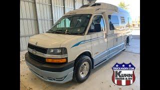 2005 Roadtrek 210 Popular Class B Camper Van FOR SALE truckandrv.com