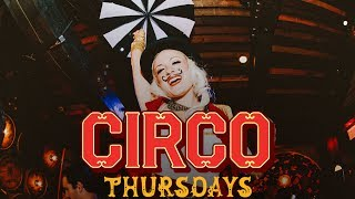 Circo Thursdays at Bodega Negra NYC