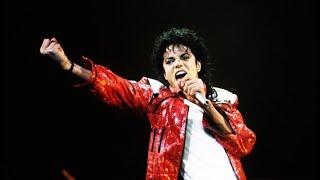 Michael Jackson Beat It Live Wembley Stadium 1988