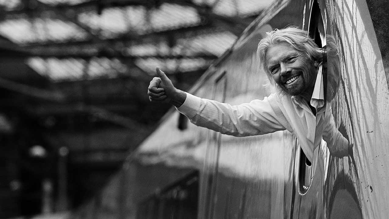 richard branson personality traits