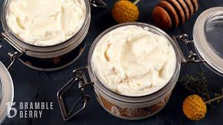 Anne-Marie Makes Honey & Oat Body Cream
