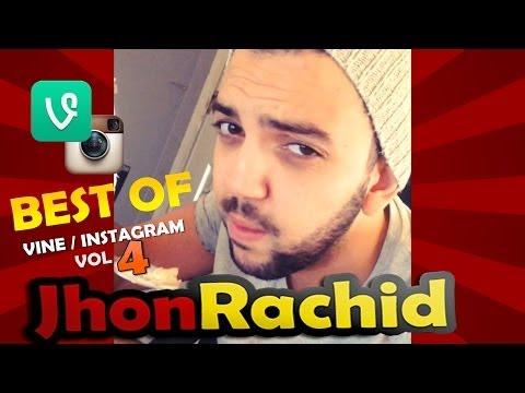 Vine / Instagram Best of #4 (Jhon Rachid)