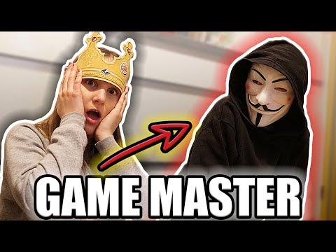 GAME MASTER hat HUNGER ! - Celina