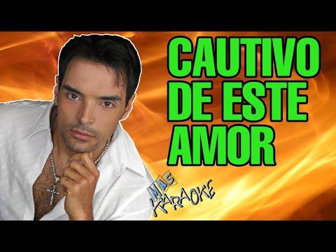 ALE CEBERIO 🎤 CAUTIVO DE ESTE AMOR (MAS KARAOKE HD)