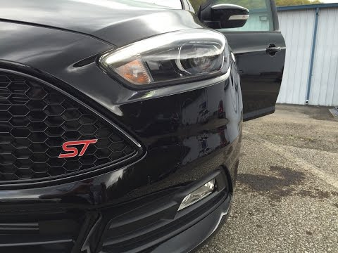 Thumbnail: 2016 Ford Focus ST Review and Road Test - ST3 Recaro Package - As we wait for the Focus RS