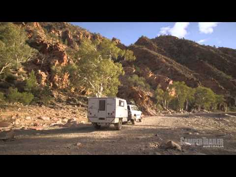 Exploring the Flinders Ranges, SA with Camper Trailer Australia magazine