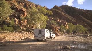 Exploring the Flinders Ranges, SA with Camper Trailer Australia magazine