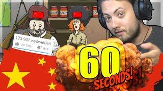 60 SEKUND PO CHIŃSKU !