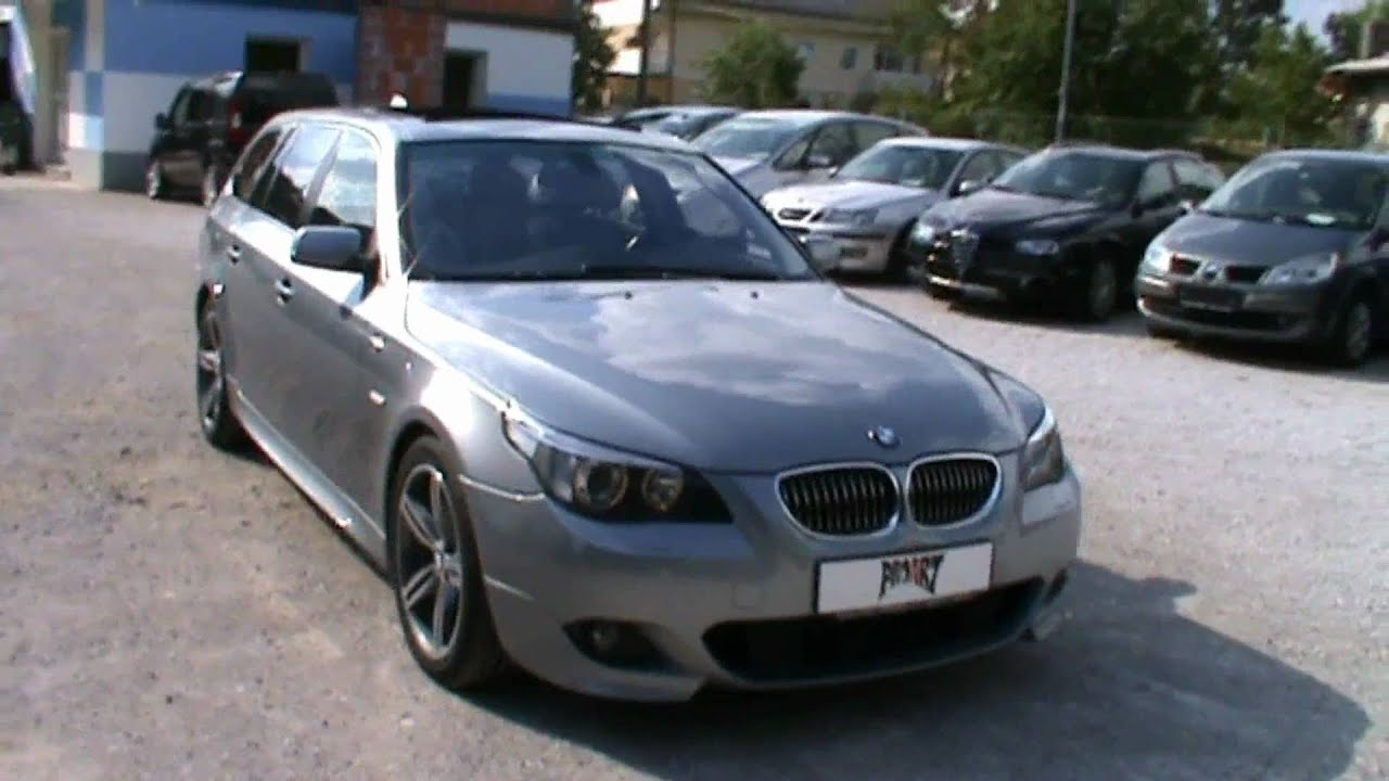 2006 bmw 535d touring m optik full review start up engine. Black Bedroom Furniture Sets. Home Design Ideas