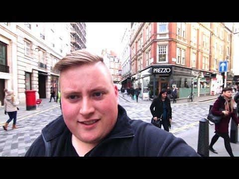 VISITING POKERSTARS HEAD OFFICE IN LONDON!!!