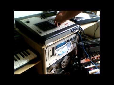 about Masha - live mix MPC60 S1000 (as MELLOTRON) MS6
