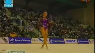 EC 1998 PORTO Ekaterina Serebrianskaya UKR Clubs AA